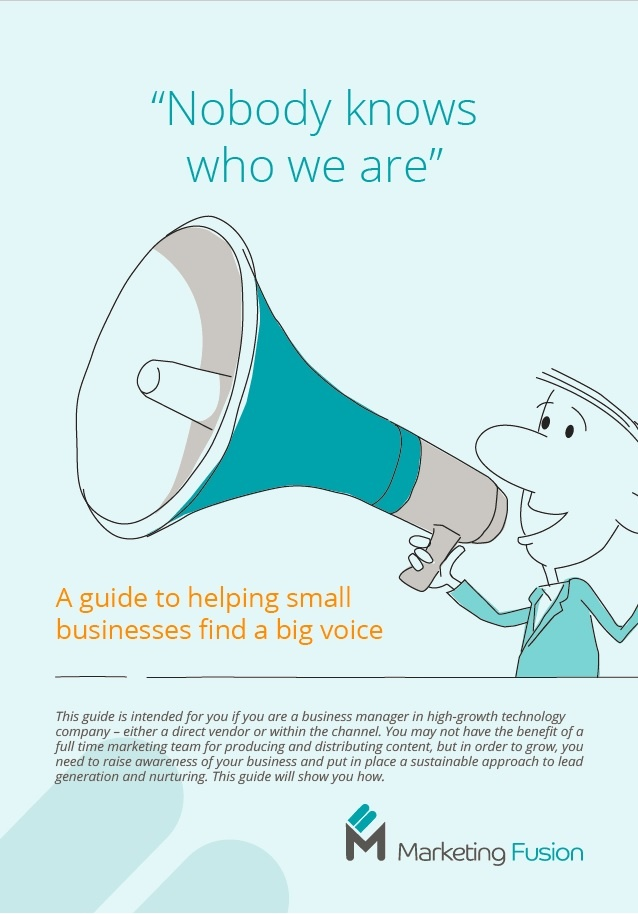 Find your voice - marketing success